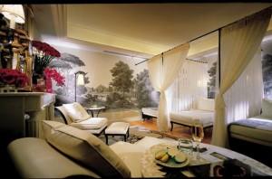 Four Seasons Hotel George V room