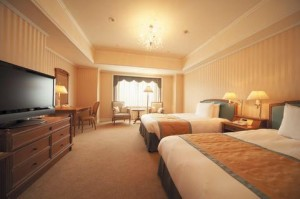 Grand Pacific Le Daiba rooms