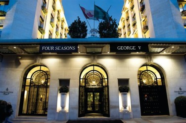 Four Seasons Hotel George V france