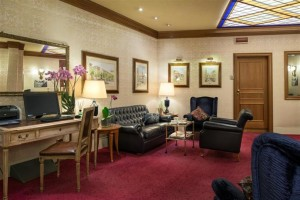 Berna Hotel Milanvip room