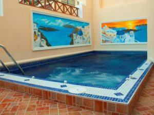 Antonia Hotel Santorini pool